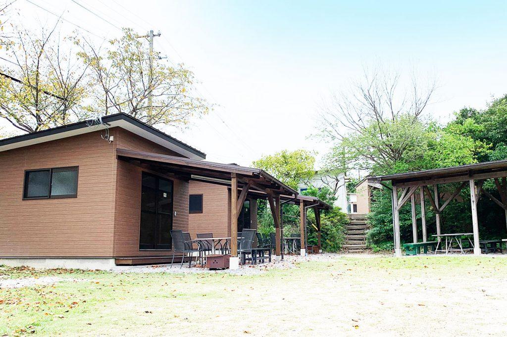 中日小野浦キャンプバンガロー村